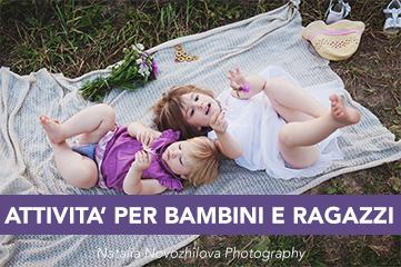 Corsi e Attività per ragazzi e bambini a Vicenza