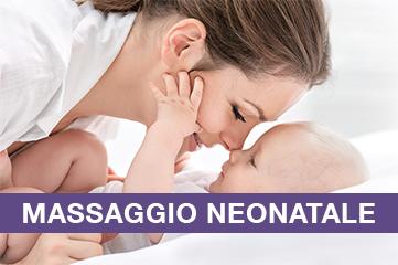 Massaggio Neonatale Vicenza