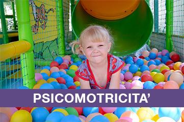 Psicomotricità a Vicenza
